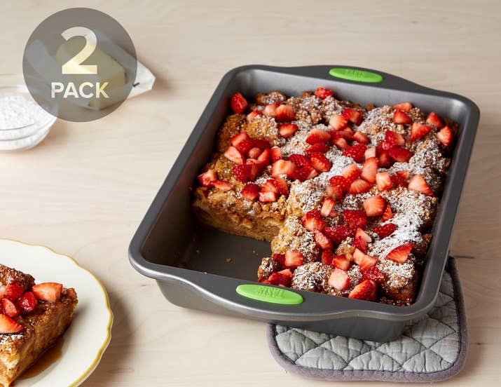 nonstick cake pan