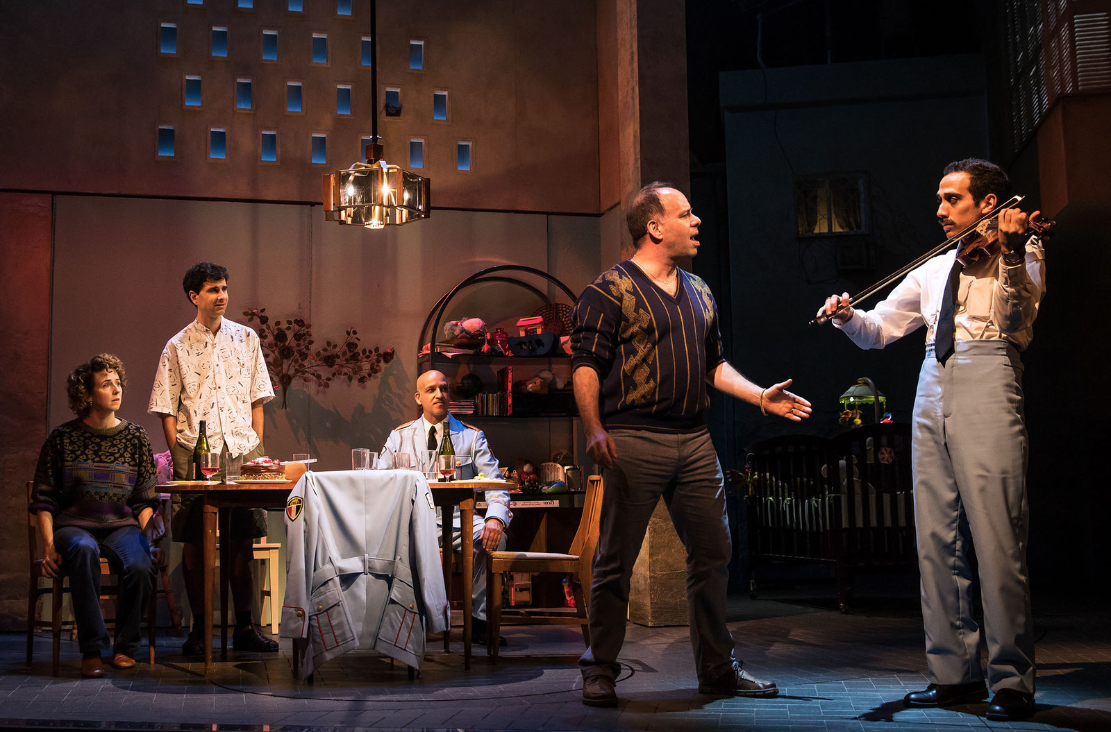 This Hit Musical Is Breaking New Ground For Middle Eastern Representation
