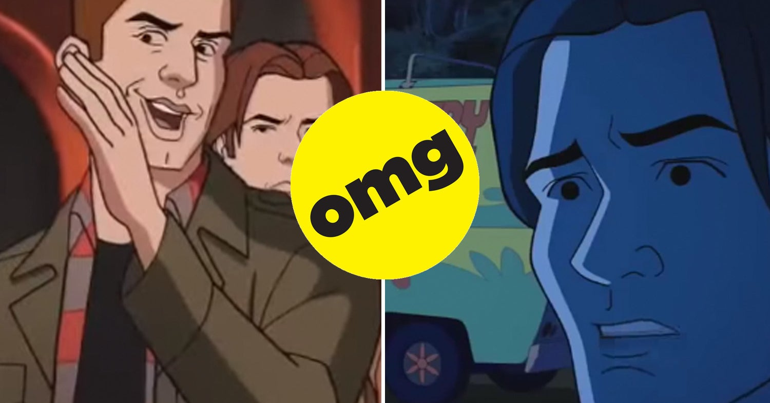 """""""Supernatural"""" Is Doing A """"Scooby-Doo"""" Crossover Episode And I Never Knew How Much I Needed It"""