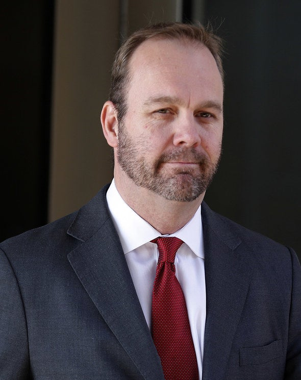 Van der Zwaan lied about his contacts with Rick Gates, a former Trump campaign aide.