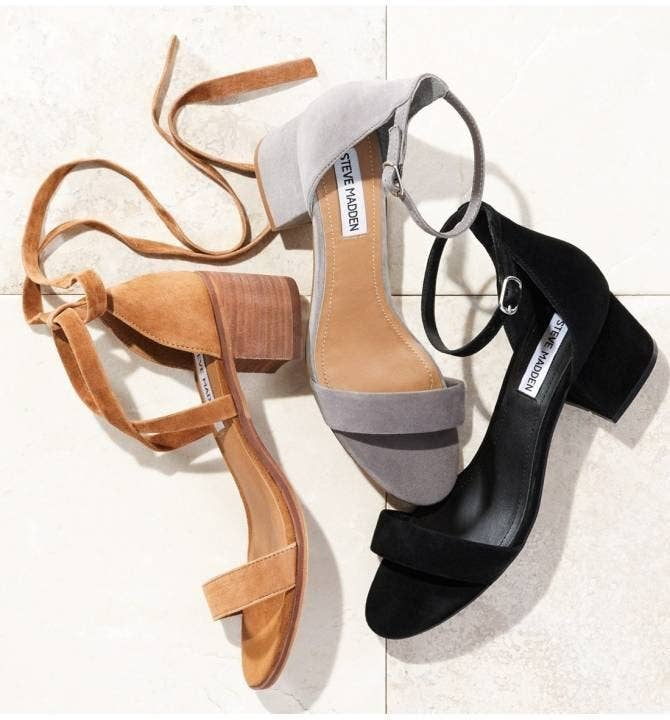 b0ef7bd3ee5b60 Block heels that ll prove to be versatile all season long. Get them from  Nordstrom for  79.95 (eight colors