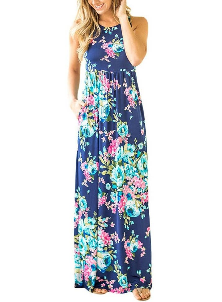 32 Of The Best Maxi Dresses You Can Get On Amazon