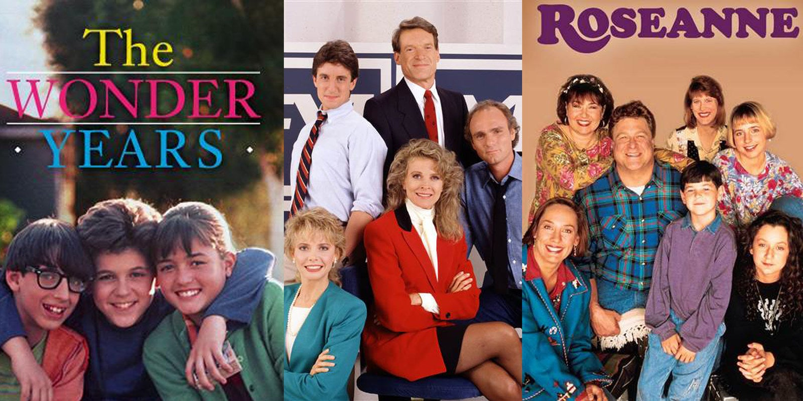 The Wonder Years, Murphy Brown, and Roseanne all made their series debut.