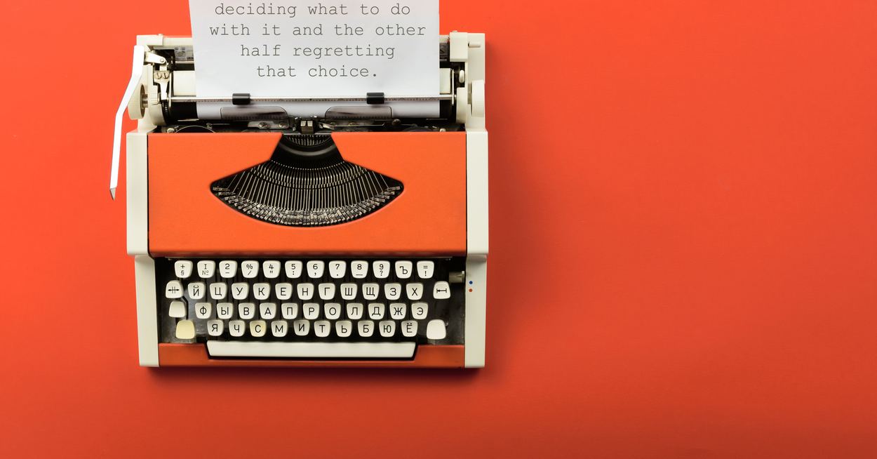www.buzzfeed.com: 23 Anonymous Confessions Left On A Public Typewriter