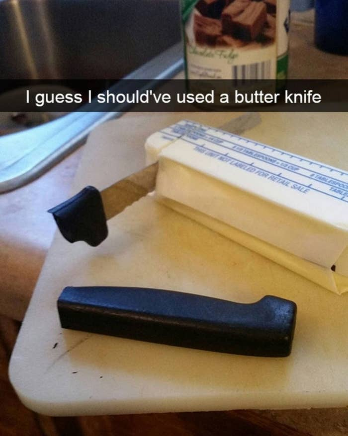 19 Pictures That Are You Trying To Cook A Damn Meal e8a0d67ed