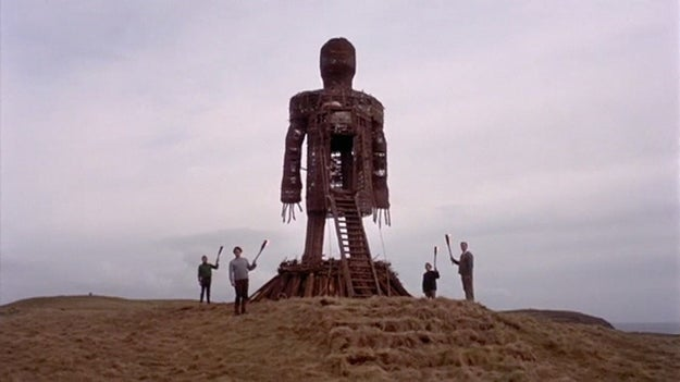 """Wicker Man"" (1973)"