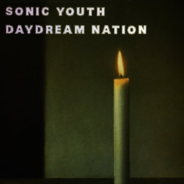 While Sonic Youth released their critically-acclaimed album, Daydream Nation.