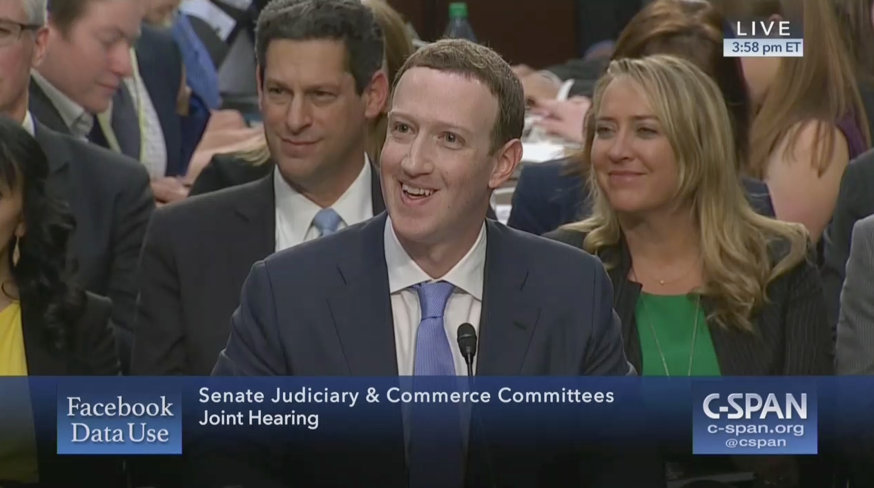 What Mark Zuckerberg Will Be Grilled On at the Congressional Hearings