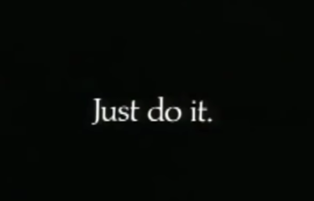 "Nike launched its ""Just Do It"" ad campaign."