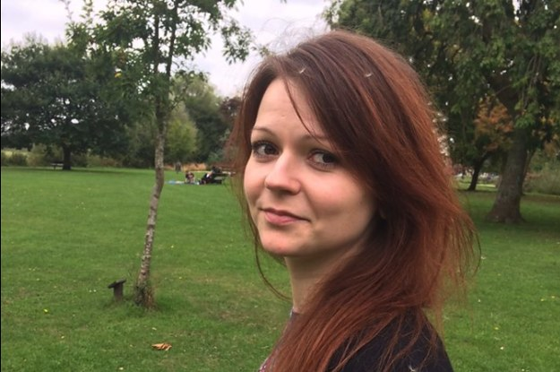Yulia Skripal Has Been Discharged From Hospital After ...