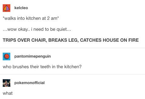 100 Hilarious Posts That Prove Tumblr Is An Absolute Goldmine