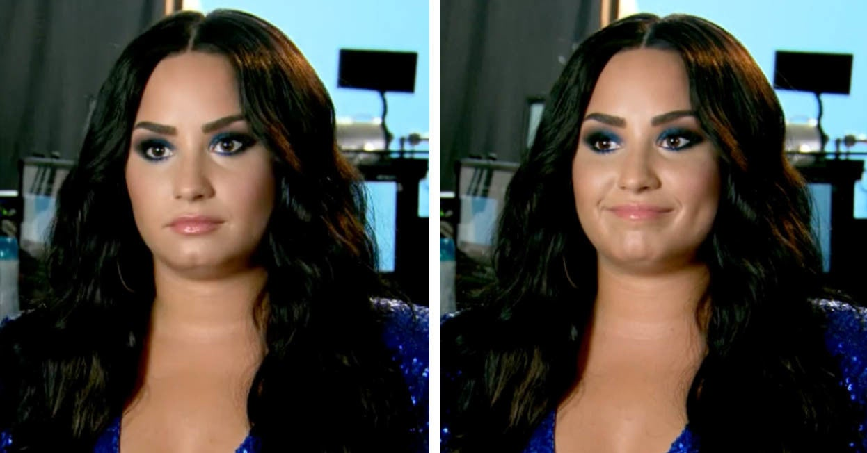 Demi Lovato Just Got Real About Comparing Herself To Instagram Models And Embracing Her Flaws