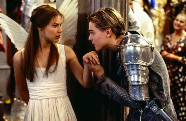 That wasn't the only dramatic occurrence on the set of Romeo and Juliet. One of the movie's hair and makeup artists was kidnapped by gang members and held for ransom. He was returned by being thrown out of a moving car which caused him to break a leg.