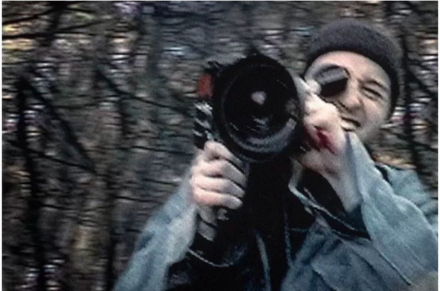 Most of the dialogue in The Blair Witch project was improvised. The cast were only given notes outlining the general direction of the narrative for that day's filming.