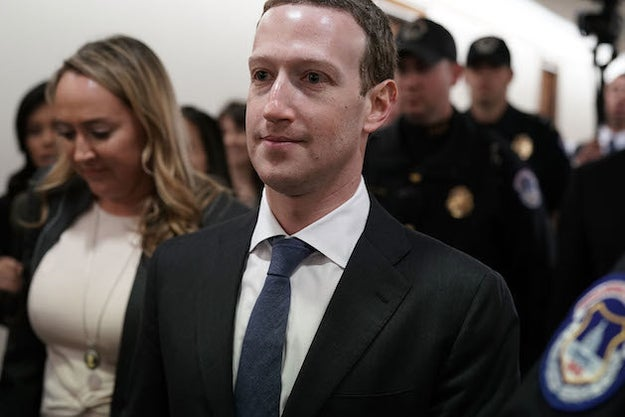 Mark Zuckerberg's Senate hearing about the data breach will take place on Tuesday at 2:30 p.m. ET. You can watch all that action here.
