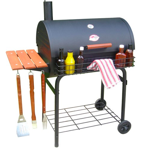 A solid grill that works for your lifestyle and storage needs.