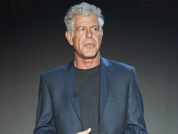 Anthony Bourdain and Food Network have some major beef.