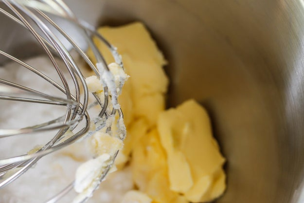 If your recipes calls for room temperature eggs and butter, make sure to actually bring them to room temp...