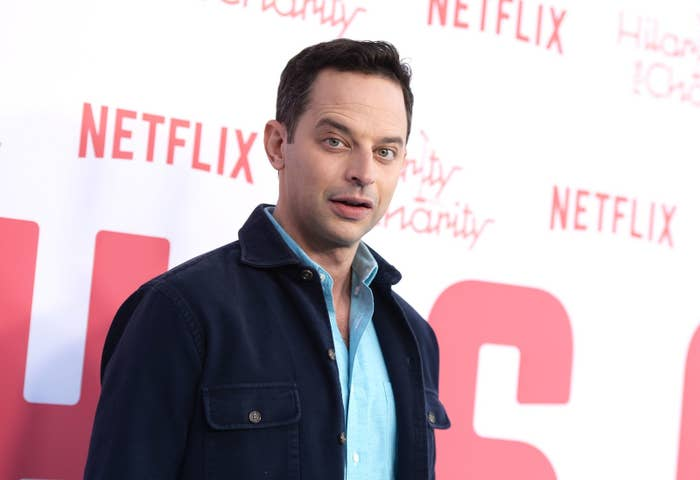 """I guess if your dad is rly rly rich, you end up funny? Either way, Nick Kroll's dad is rollin' in the dough. He is the founder of Kroll Inc. and """"credited with founding the modern corporate investigations industry."""" Cool."""