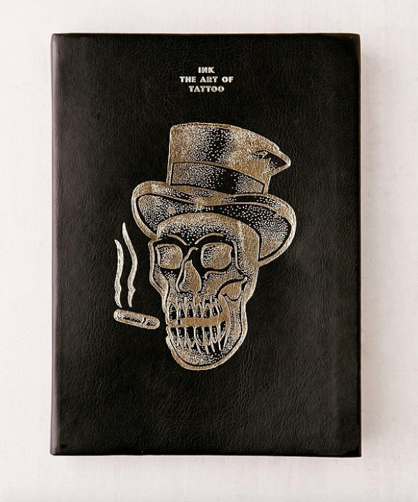 A Beautiful Leather Bound Book Of Stunning Tattoos And Interviews With The Worlds Best Artists That Your Inked Up Biffle Needed Like Yesterday