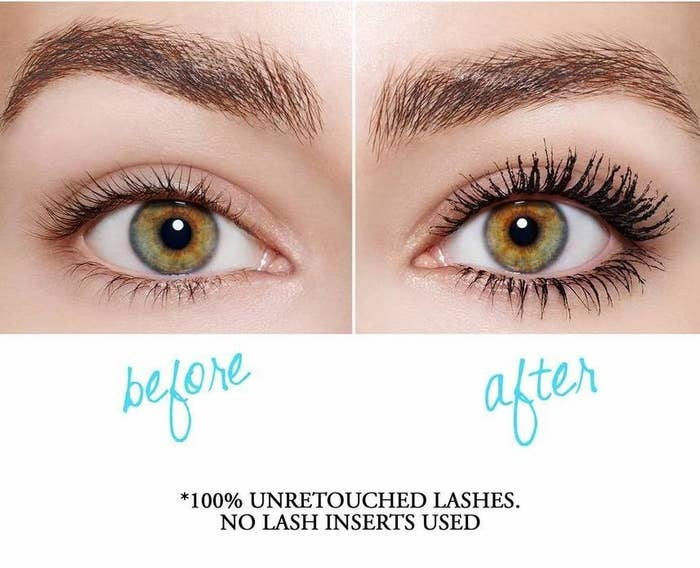 "Promising review: ""I bought this when I needed to trial some waterproof mascaras for my son's wedding, and OMG! This is amazing! It lasts all day without smudging or flaking and has become my go-to daily mascara. I am absolutely in love."" —TLT417Price: $25"
