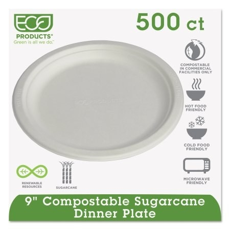 A large set of compostable plates because you'll already have enough dishes to wash, but you don't want to wreck the environment.