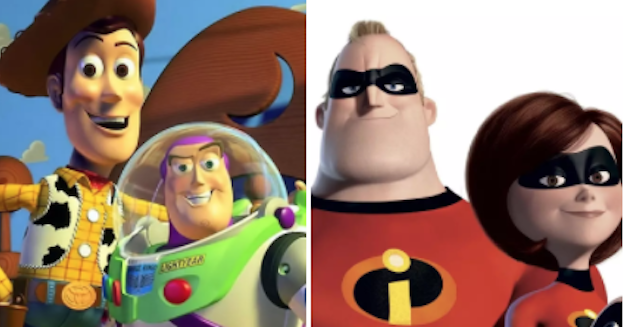 There Will Be A Toy Story 4 : There s gonna be a quot toy story easter egg in incredibles
