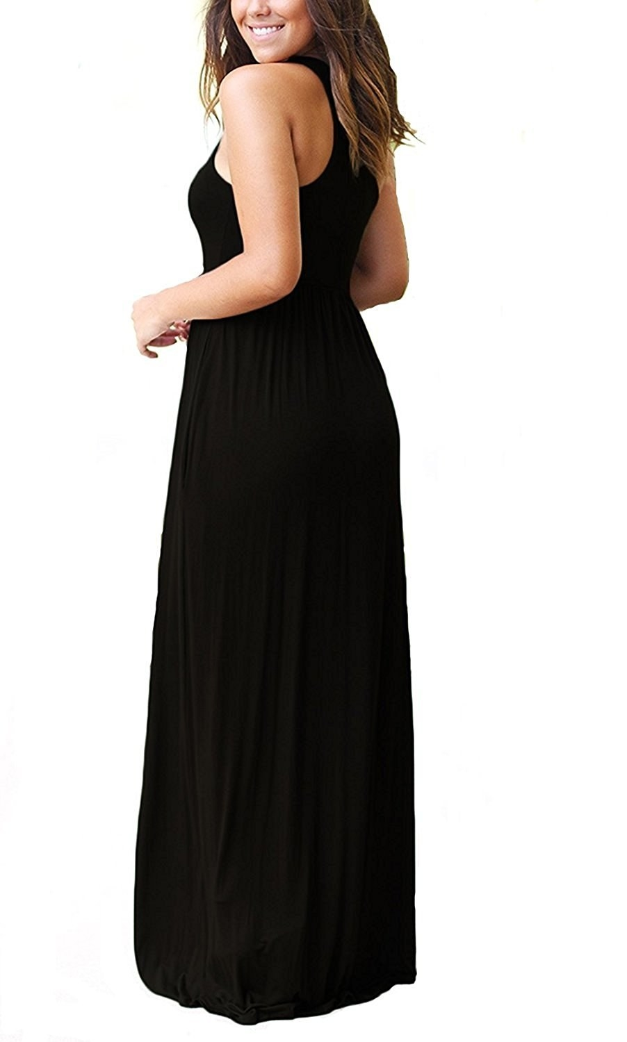 fa1162af8195 A racerback maxi you ll be racing to buy before wedding season hits.