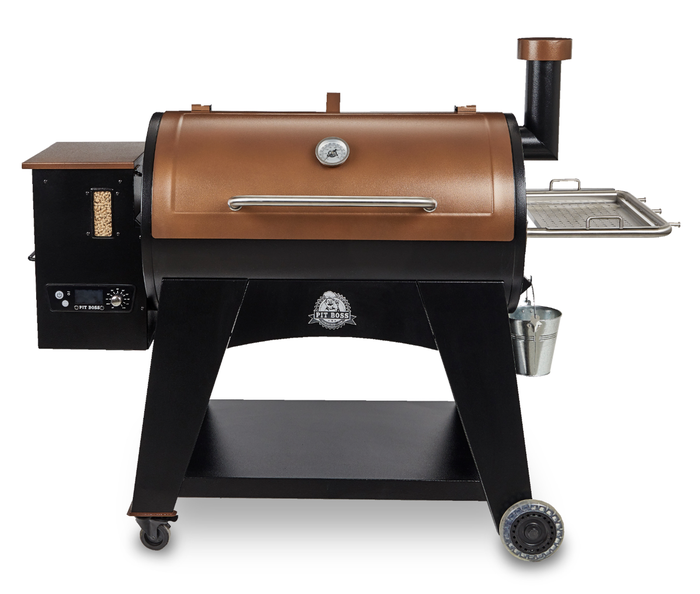 Kick off your staycation right: The Pit Boss Wood Pellet series offers superior outdoor cooking. Fueled by 100% natural wood pellets, Pit Boss grills use fan-forced convection cooking to perfect your BBQ experience. The Austin XL features 1,000 square inches of porcelain-coated cooking surface, which is perfect for individuals or large groups. $497.00