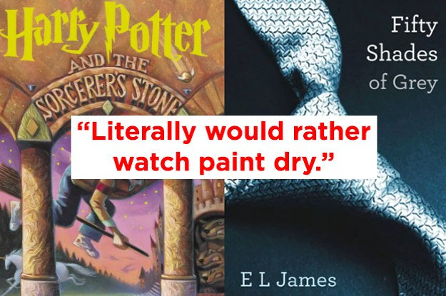 34 Books People Refuse To Read That Will Surprise You