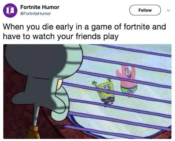 22 the fomo - hey do you play fortnite meme