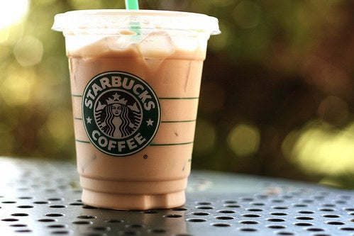 Instead of ordering a dirty chai, get a latte with chai syrup instead — it's basically the same thing without the cost of added espresso shots.