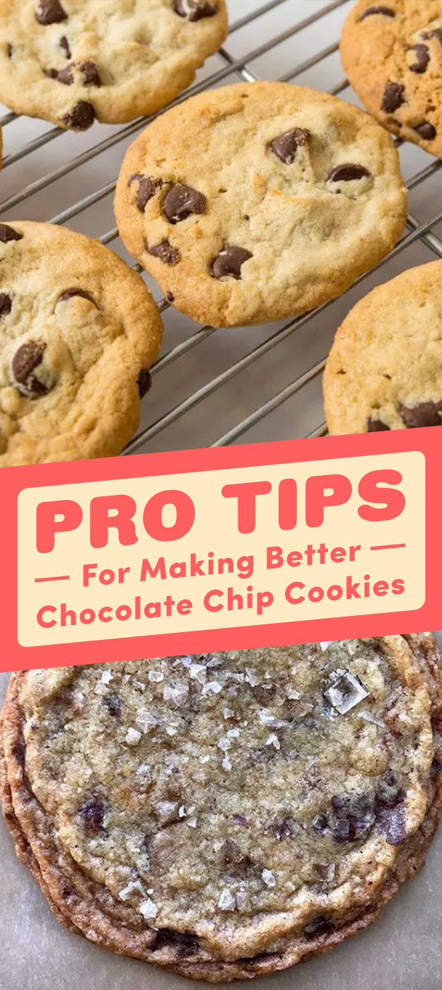Best chocolate chip cookie recipe buzzfeed