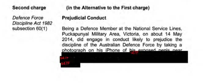 These Australian Military Personnel Were Accused Of Using Facebook