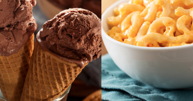 These Chocolate/Cheese Decisions Will Reveal A Deep Truth About You