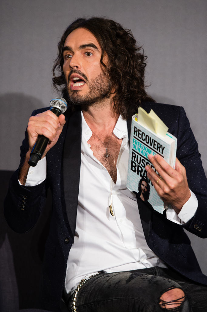 Russell Brand (Aldous Snow) - Then:  In addition to playing the vivacious sock star in 2008, he was also featured in Adam Sandler's  Bedtime Stories . He went on to reprise his role as Aldous Snow in the 2010 comedy  Get Him to the Greek .