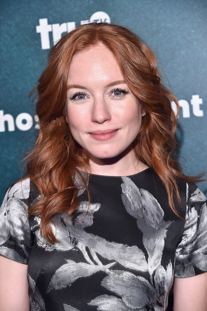 Maria Thayer (Wyoma) - Then:  A year after playing Jack McBrayer's new wife in  Forgetting Sarah Marshall , Maria played his almost love interest in an episode of  30 Rock . Now:  She's currently one of the stars of the sitcom  Those Who Can't  and will be in the upcoming drama  Half Empty/Half Full .