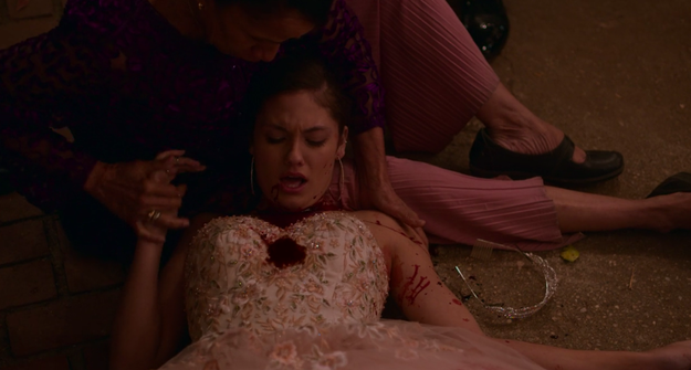 In the Season 1 finale, Olivia and Ruby are shot at Olivia's quinceañera, leaving viewers unsure about the fate of these two characters.