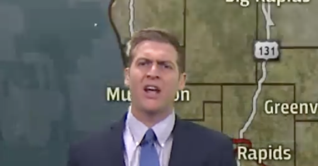 People Can Relate To This Local News Weather Forecaster Who Has Had It With These Cold Temps