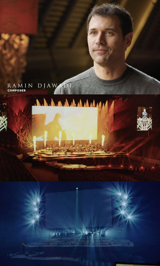 And now Djawadi is gearing up to take the Game of Thrones music on an international arena tour beginning in May.