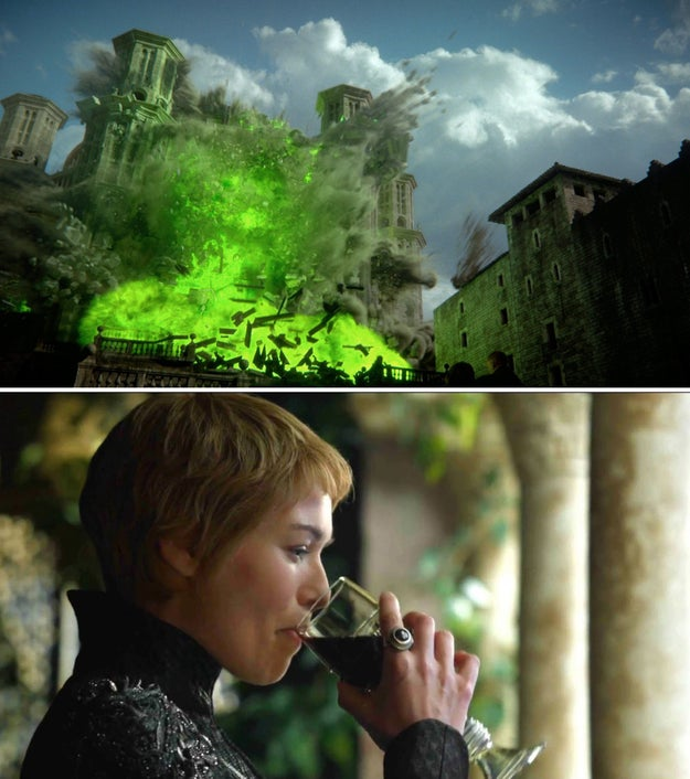 """The most challenging piece Djawadi's composed for the show is Season 6's nearly 10-minute-long song, """"Light of the Seven,"""" aka that creepy/gorgeous song that plays under the """"Oh shit, run, Cersei's gonna blow up the Sept of Baelor"""" sequence."""