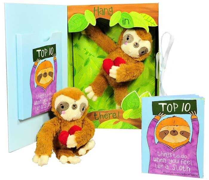 the sloth box