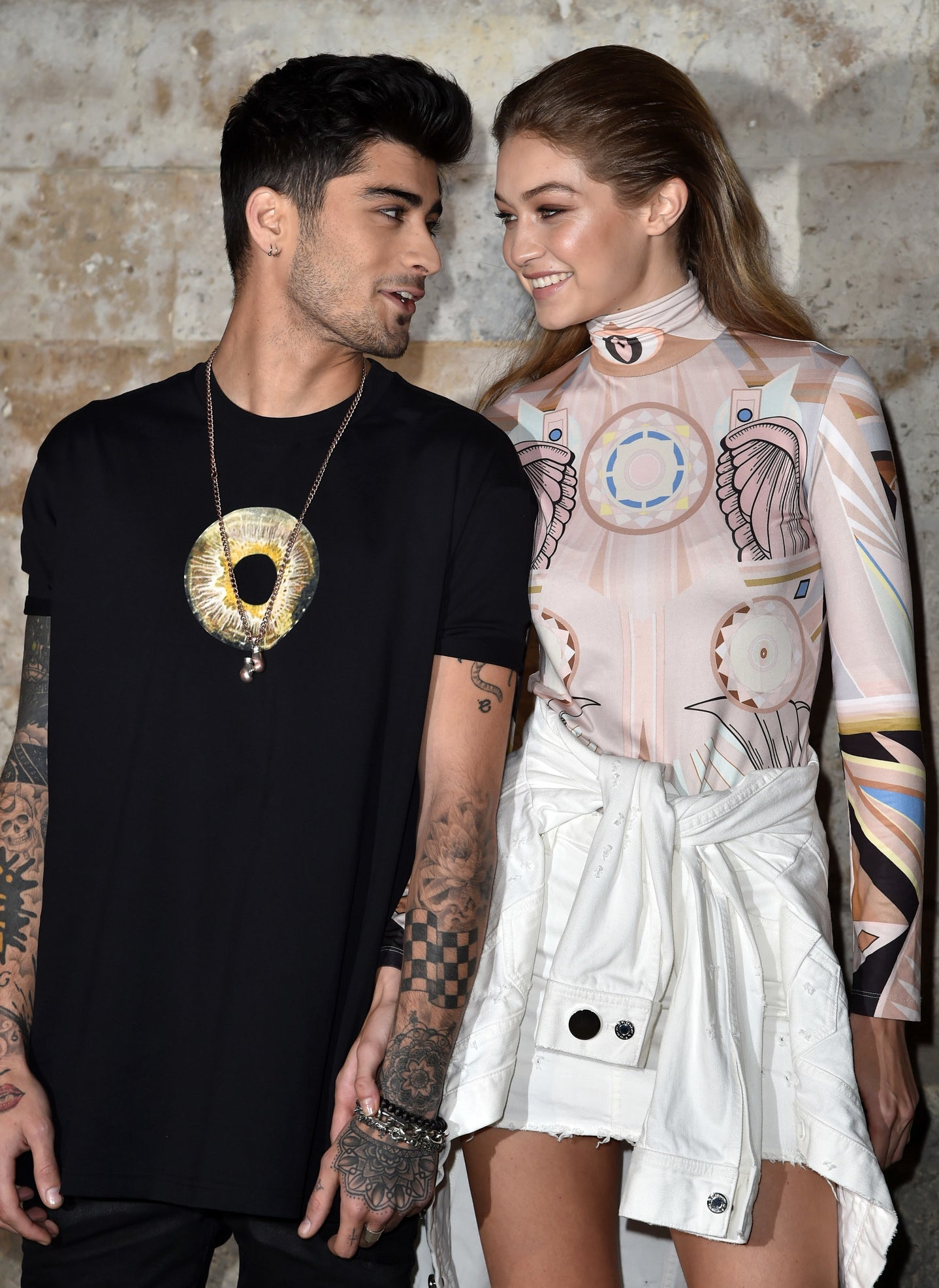 Exactly one month ago, Zayn Malik and Gigi Hadid announced that, after two years of dating, they were calling it quits.