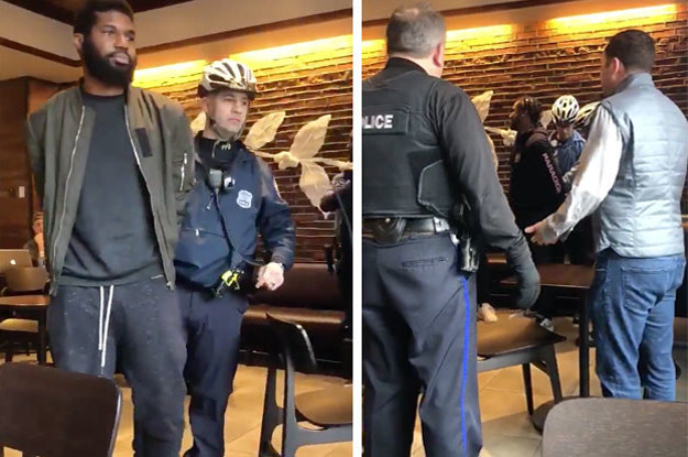Two Black Men Were Arrested In Starbucks. Witnesses Say They