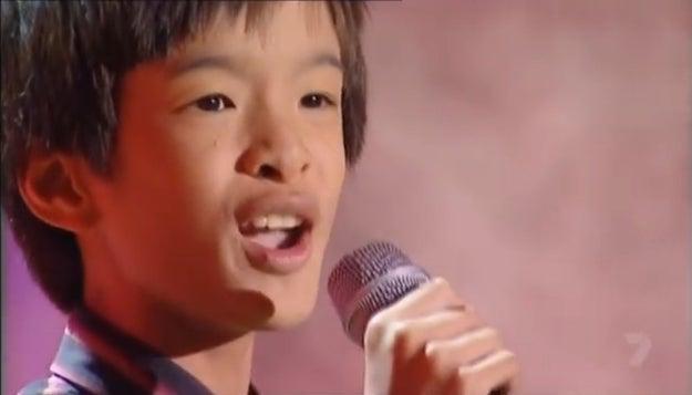 Jal Joshua Lebumfacil — Australia's Got Talent, Season 3