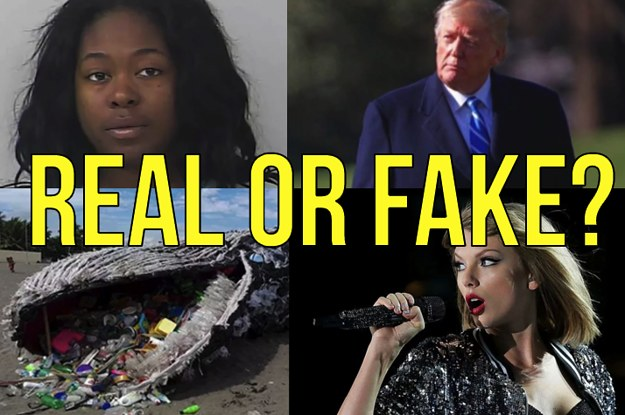 If You Get 3/7 On This Quiz, You're Drowning In Fake News