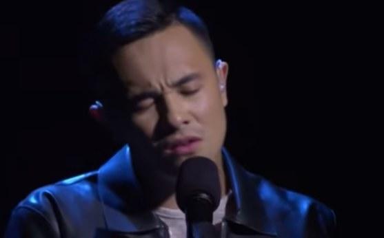 Cyrus Villanueva — The X Factor Australia, Season 7