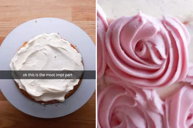Just 13 Legitimately Useful Tips For Anyone Who Bakes Cakes