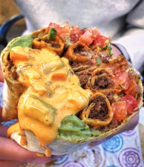 This ~taquito burrito~: