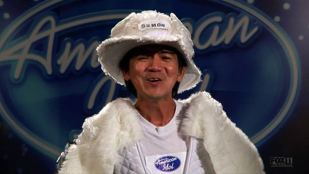 Reynaldo Lapuz — American Idol, Season 7